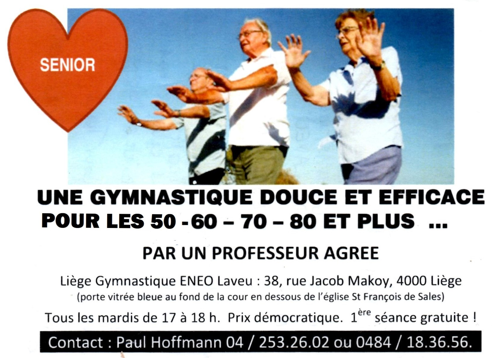 flyer gym Laveu